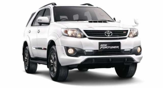 Fortuner automatic 4x4 7 seater