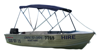 3.8m 15hp Dinghy